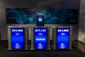 IBM Watson on Jeopardy | Wikimedia
