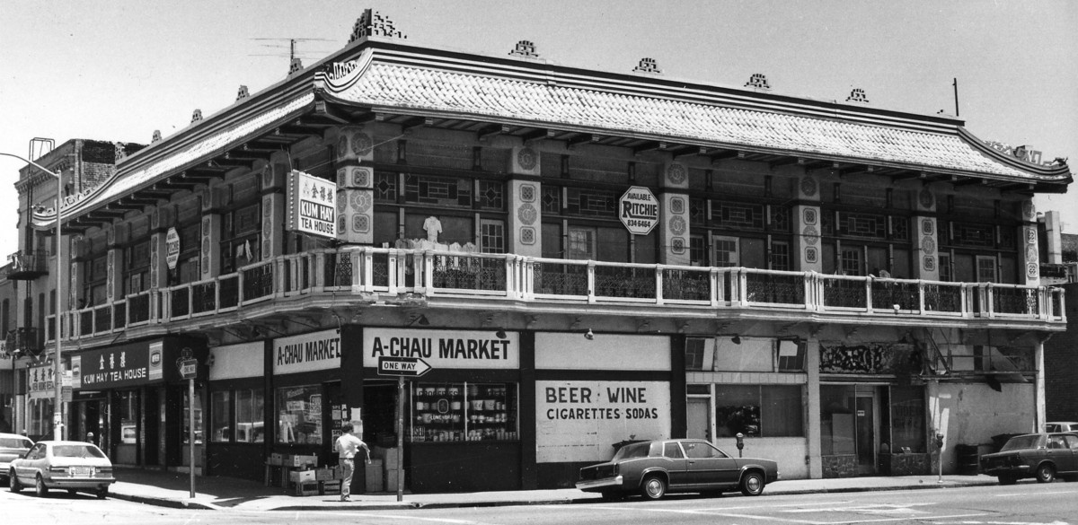 Oakland Chinatown – Displacement Vulnerability and the Ethnic Economic Enclave
